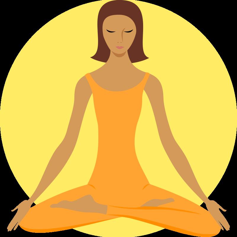 meditating-buddhist-woman